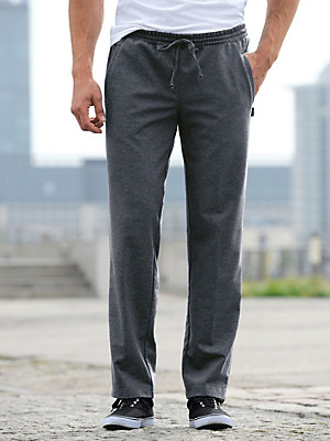 Authentic Klein - Jogging trousers with a fully elasticated waist