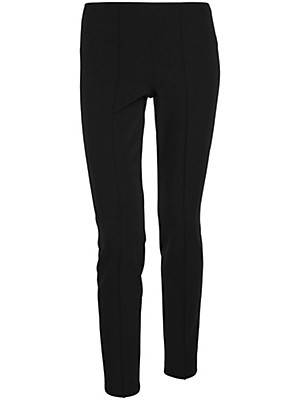 Basler - Extra-slim slip-on trousers