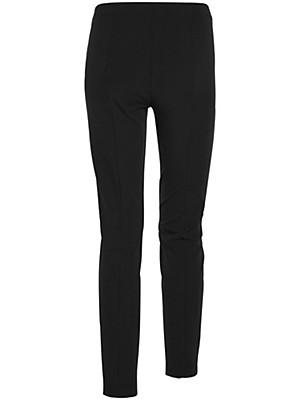 Basler - Extra-slim slip-on trousers