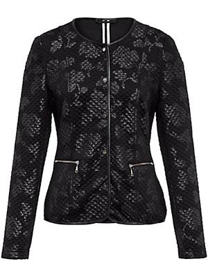 Basler - Quilted jersey jacket
