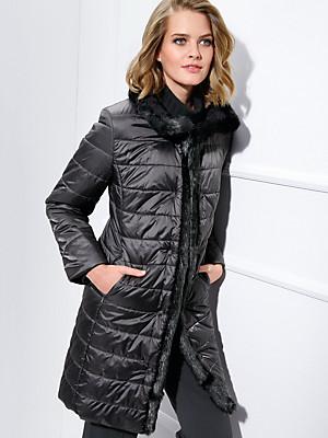 Basler - Reversible quilted coat