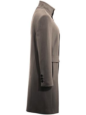 Basler - Short coat in 100% new milled wool