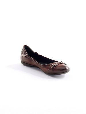 Belmondo - Calfskin nappa ballerinas