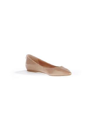 Belmondo - Fine calfskin nappa ballerinas