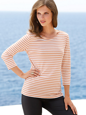 Betty Barclay - Striped top exclusive to PETER HAHN