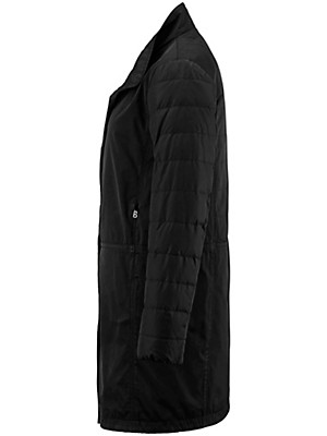 Bogner - Short coat in an egg-shaped silhouette