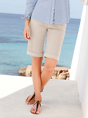 Brax Feel Good - Bermudas - Design MIA BEACH.