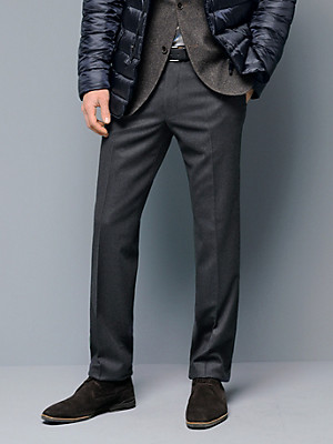 Brax Feel Good - Flannel trousers