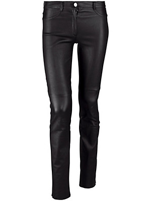 Brax Feel Good - Leather trousers