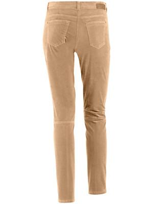 """Brax Feel Good - """"Modern Fit"""" sporty velvet trousers – MOVIE"""