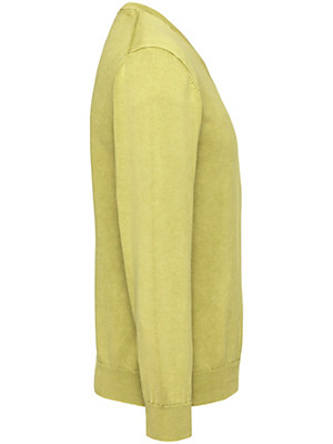 CALAMAR - V neck pullover