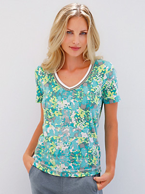 Canyon - Top with 1/4-length sleeves
