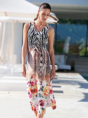 Charmor - Sleeveless leisure dress