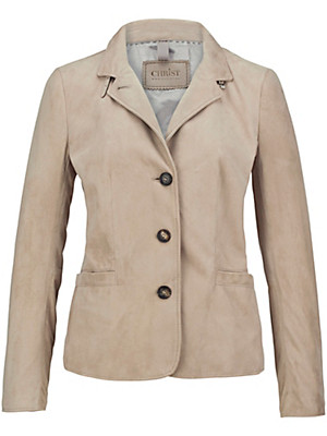 CHRIST Leather - Leather blazer
