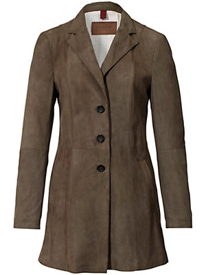 CHRIST Leather - Leather coat