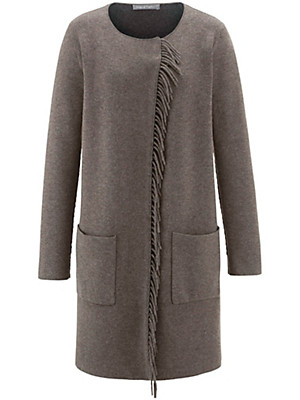 Daddy´s Daughters - Knitted coat in 100% cashmere