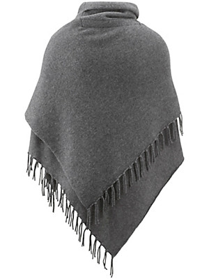 Daddy´s Daughters - Poncho in 100% cashmere