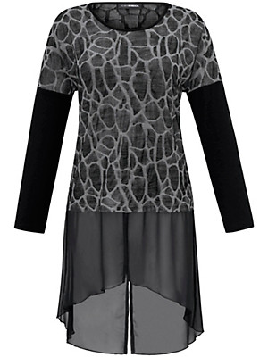 Doris Streich - Blouse dress with 3/4-length sleeves