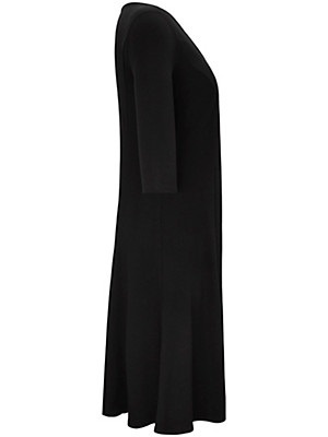 Doris Streich - Jersey dress with 3/4-length sleeves