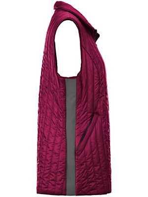 Emilia Lay - Quilted waistcoat