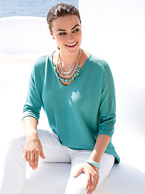 Emilia Lay - V-neck jumper