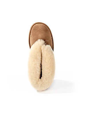 Emu - Ankle-high felt slipper