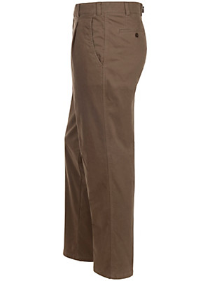 Eurex by Brax - Thermo trousers with waist pleats