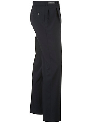 Eurex by Brax - Waist pleat trousers
