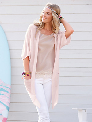FLUFFY EARS - Cashmere cardigan