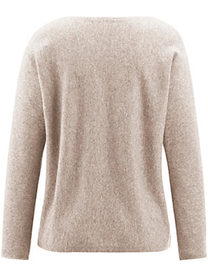 FLUFFY EARS - Jumper in 100% cashmere