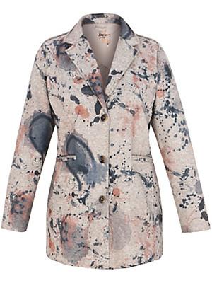 FRAPP - Milled wool jacket