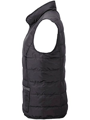 FRAPP - Quilted down gilet