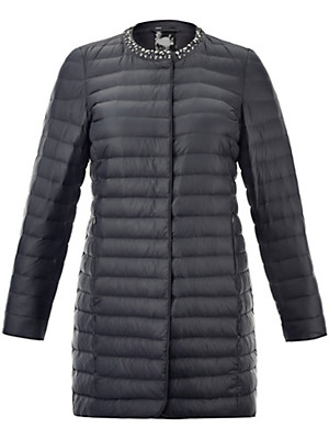 FRAPP - Quilted down jacket