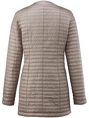 Fuchs & Schmitt - Long quilted jacket