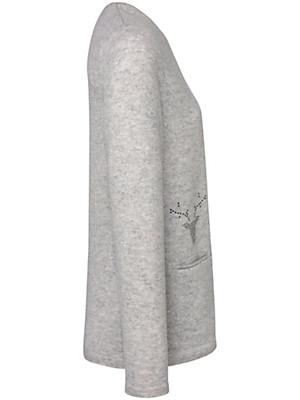 Giesswein - Cardigan in 100% new milled wool