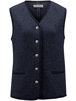 Giesswein - Waistcoat in 100% new milled wool