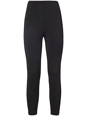 Green Cotton - 7/8 leggings