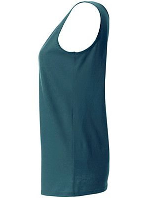 Green Cotton - Round neck top – pack of 2