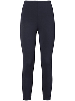 Green Cotton - Shape-retaining leggings