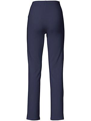 Green Cotton - Slim-cut leggings
