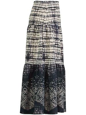 Green Cotton - Slip-on skirt