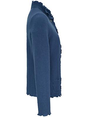 Hammerschmid - Milled wool cardigan