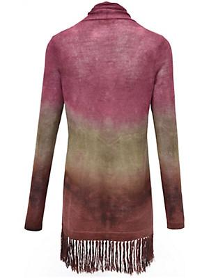 Inkadoro - Long cardigan