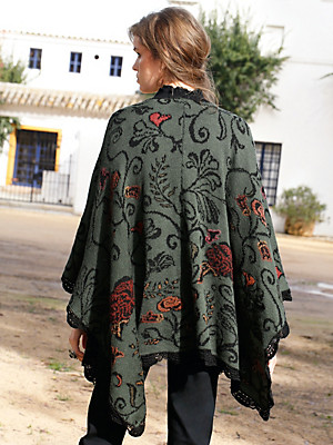 Inkadoro - Reversible cape