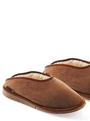 Kitzpichler - Fur slippers by Kitzpichler