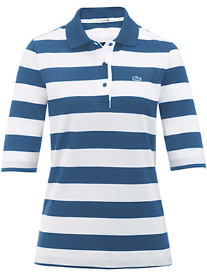 Lacoste - Polo shirt with long 1/2-length sleeves