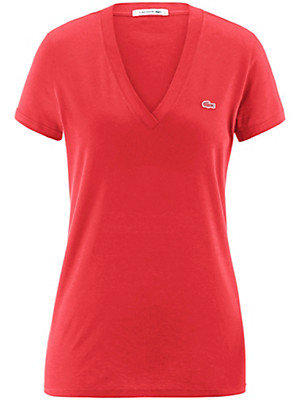 Lacoste - V-neck top