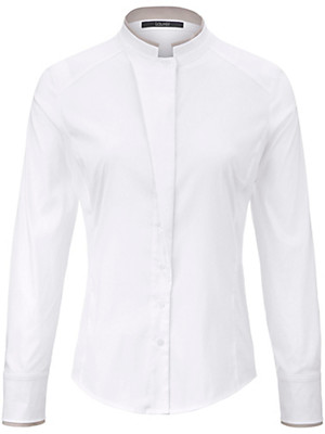 Laurèl - Blouse with a shirt collar