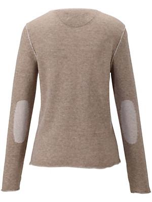 LIEBLINGSSTÜCK - Cardigan in 100% new milled wool