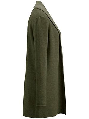 LIEBLINGSSTÜCK - Cardigan in 100% new wool